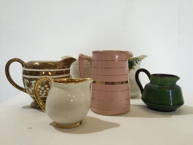 Small jugs